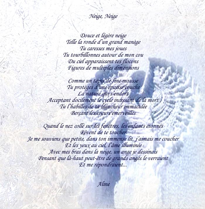 poesieneigeneige