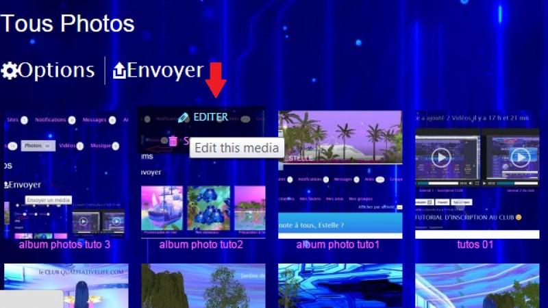 modifier editer photo
